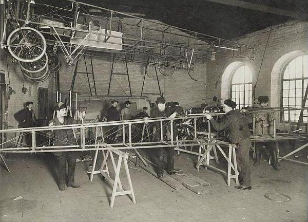 Beginn 20. Jahrhundert