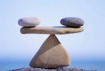 Koło równowagi życia lub systemu wartości. Co to jest koło równowagi?
