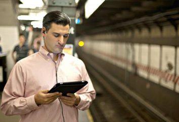 Jak połączyć się z WiFi w Moskwie Metro: Identyfikacja za dostęp
