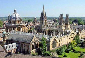 Co robić w Oxford?