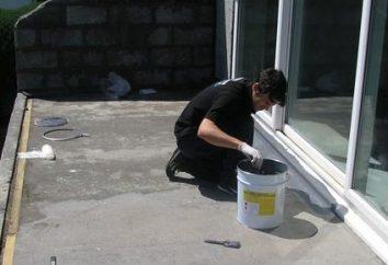 Como fazer um piso em uma varanda com suas próprias mãos