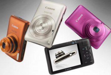 Canon IXUS 130 fotocamera: specifiche, recensioni