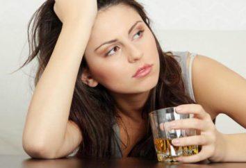Objawy alkoholizmu u kobiet: objawy i sceny. Czy samica alkoholizm leczyć?