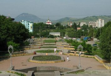 Zheleznovodsk: atrações e resorts