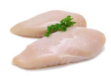 rouleau de poulet à la maison à cuisiner?