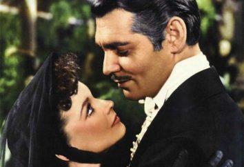 """""""Unessennye Vento"""": gli attori. """"Via col vento"""" – un classico del cinema mondiale"""