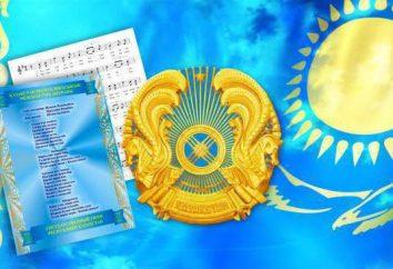 Symboles d'état de la République du Kazakhstan: drapeau, emblème, hymne