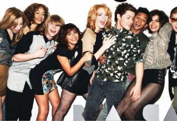 """Dramática serie de televisión """"Milk Pipers"""". Actores y roles"""