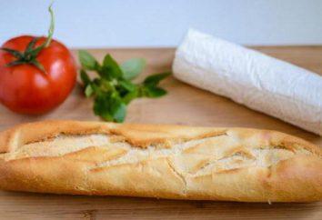 Comment faire cuire un sandwich chaud avec du fromage et des tomates?