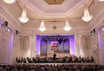 Staatsphilharmonie. Tyumen und Tonkunst