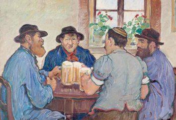 Bière « Krombacher »: le goût de la nature elle-même a pris soin