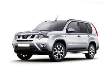 Conquest podmiejskich dróg Nissan X-Trail