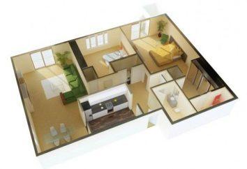 O layout e design da casa 8 de 8