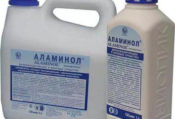 """""""Alaminol"""" Sanitizer: instrukcję obsługi, analogi i opinie"""