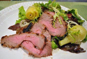 Salade de steak thaïlandaise: options de cuisson