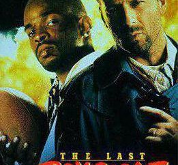 """Thriller """"The Last Boy Scout"""": attori e ruoli"""
