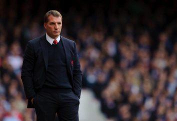 Brendan Rodgers: una breve biografía del entrenador