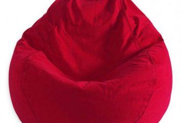 Poltrona-pera – un accessorio elegante per il comfort a casa