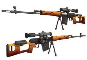 """Rifle """"Dragunov"""" – doskonałym przykładem krajowych broni snajperskich"""