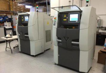 3D-stampante per metallo. Fabbricazione di articoli in metallo