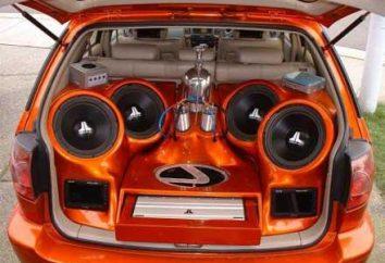 Jak wybrać głośniki w samochodzie?