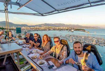 9 ristoranti più insoliti del mondo