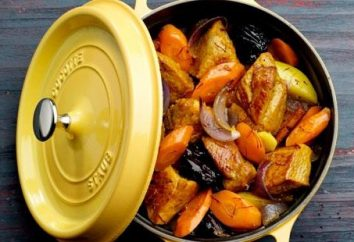 Ricetta Tzimes – piatti ebraici