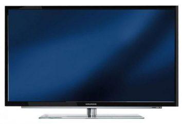"Grundig (""Grundik"") – TV: instrukcja, opis, recenzje"