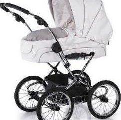 Wózek Teutonia Elegance – premia transportowa dla dzieci