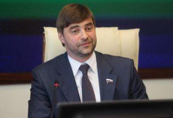 Sergei Zheleznyak: biographie et carrière