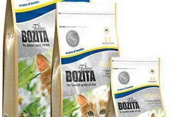 Nourriture « Bozita » aux chats: description, les revues Vétérinaires