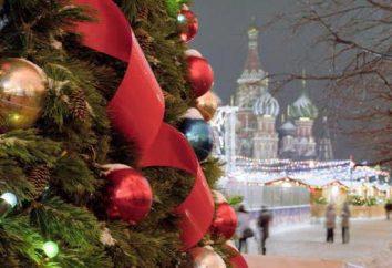 Como comemorar o Ano Novo em Suzdal?