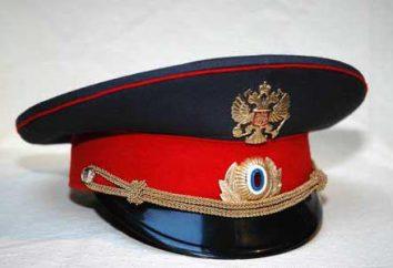 Como se tornar um policial na Rússia?