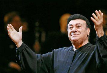 Georgian Sänger: Oper, Pop