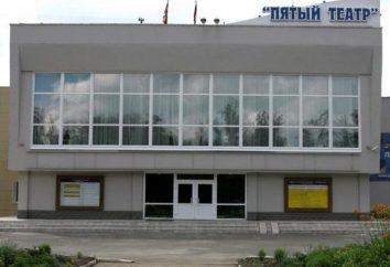 """""""Quinta Theatre"""" (Omsk): história, repertório"""