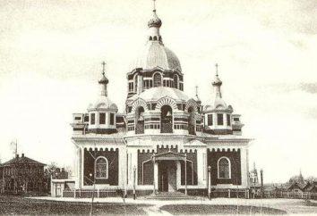 Aleksandra Nevskogo Church (Tula): die Geschichte des Schreins und seinen Status heute