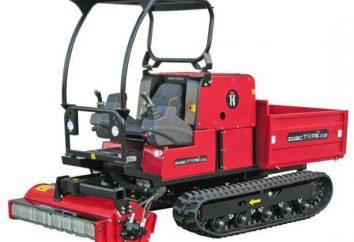 Traktor toru: krótki opis i zalecenia