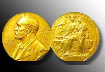 Laureate – un Premio Nobel …
