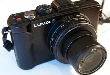Câmera compacta Panasonic Lumix LX7: comentários dos proprietários
