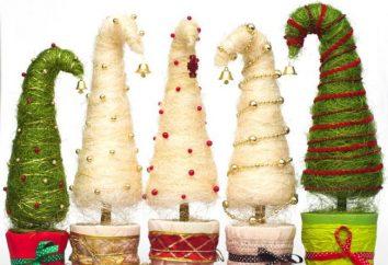 Weihnachtsbaum aus Sisal – ein perfektes Geschenk für Freunde und Verwandte