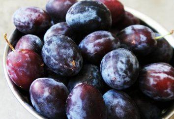 Une recette simple pour compote de prunes