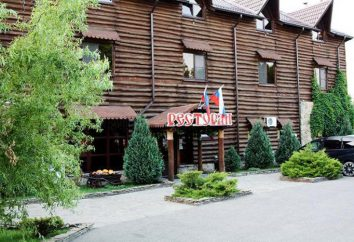 """Restauracja """"Pomeshchik"""" (Krasnodar). Przegląd zakładu"""