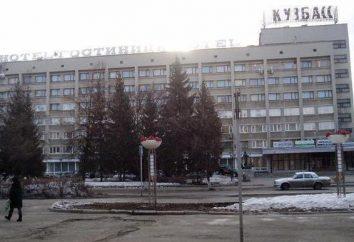 "Hotel ""Kuzbass"" Kemerowo: adres, numer telefonu, liczba pokoi"