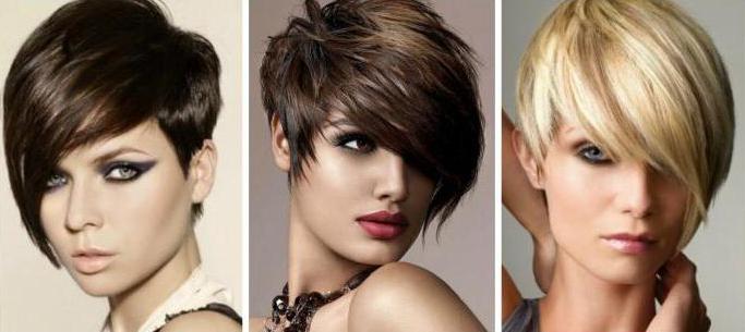 Asymetryczne Fryzury Dla Krótkich Włosów Opcje Fryzury