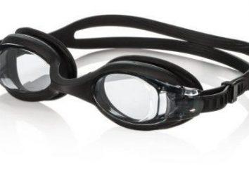 Wie eine professionelle Schwimmbrille wählen? Top Brille Profi