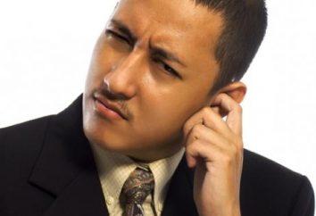 Dowiedzieć się, co prawda swędzenie uszu