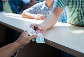 Personalausweis (Kasachstan): Serie, Nummer, Ersatz mit Verlust