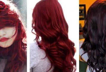 la couleur des cheveux cerise conviendra tout le monde?
