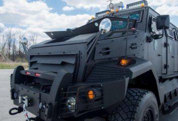 Camions ATV: caractéristiques et spécifications
