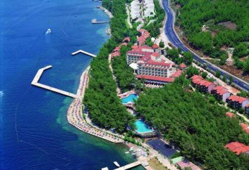 Grand Yazici Club Turban 5 * Marmaris photos, prix et commentaires des touristes de la Russie